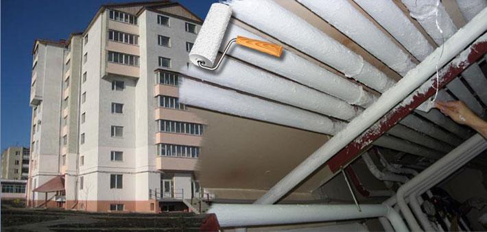Квартире потолка в форум шумоизоляция