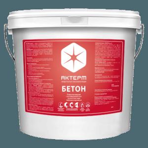 АКТЕРМ Бетон™ - утепление изнутри (10 литров)