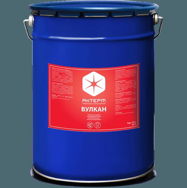 АКТЕРМ Вулкан™ – Термоизоляция (20 литров)