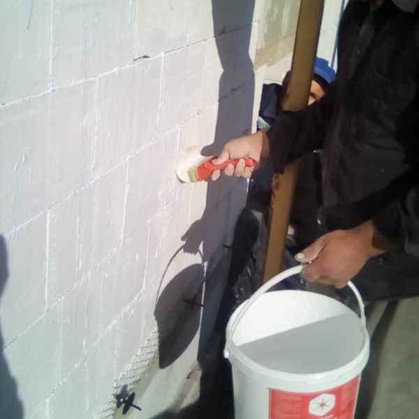 применение АКТЕРМ Фасад — Утепление снаружи