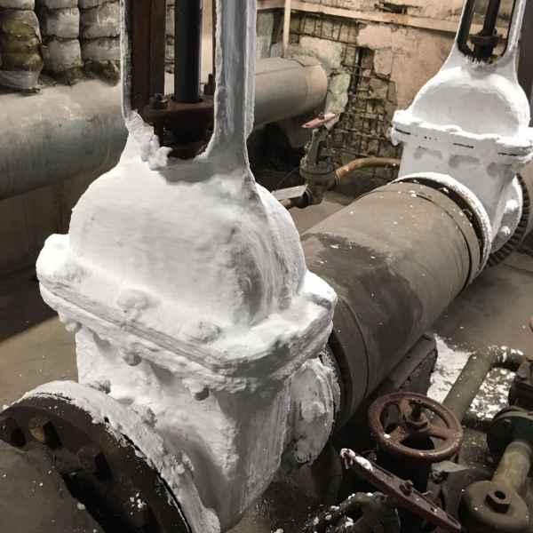 применение АКТЕРМ Металл - Термоизоляции металла