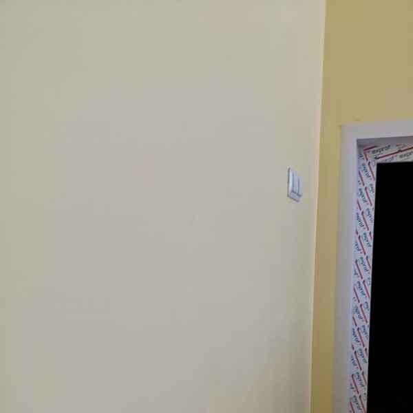 пример нанесения АКТЕРМ КМ0 – НГ негорючая краска