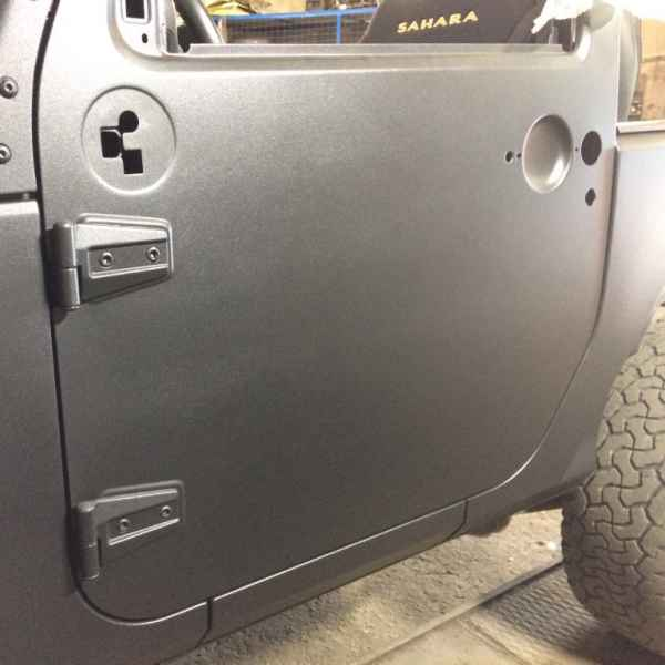 нанесение АКТЕРМ АвтоБроня – защита кузова от коррозии, царапин, сколов, ударов – цвет черный