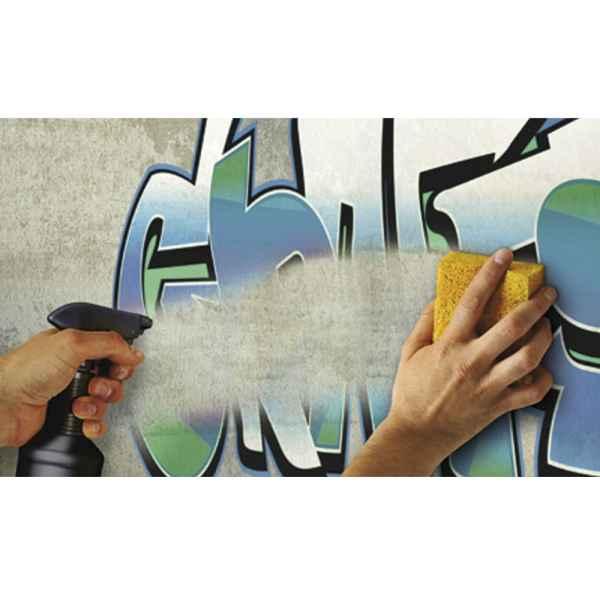 применение АКТЕРМ АнтиГраффити – Антивандальное покрытие