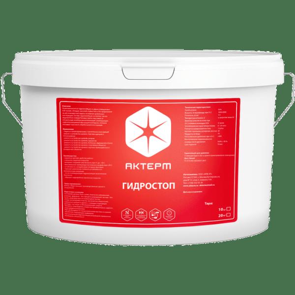 АКТЕРМ ГидроСтоп Кровля – гидроизоляция кровли